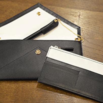 ダイヤ封筒型システム財布